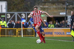 March 9, 2019 - High Wycombe, Buckinghamshire, United Kingdom - Sunderlands Jimmy Dunne onthe ball during the Sky Bet League 1 match between Wycombe Wanderers and Sunderland at Adams Park, High Wycombe, England  on Saturday 9th March 2019. (Credit Image: © Mi News/NurPhoto via ZUMA Press)