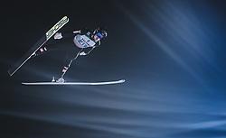 30.12.2018, Schattenbergschanze, Oberstdorf, GER, FIS Weltcup Skisprung, Vierschanzentournee, Oberstdorf, 1. Wertungsdurchgang, im Bild Markus Schiffner (AUT) // Markus Schiffner of Austria during his 1st Competition Jump for the Four Hills Tournament of FIS Ski Jumping World Cup at the Schattenbergschanze in Oberstdorf, Germany on 2018/12/30. EXPA Pictures © 2018, PhotoCredit: EXPA/ JFK