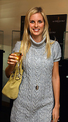 FRIDA LOURIE at a lunch hosted by Fawaz Gruosi to celebrate the launch of De Grisogono's latest watch 'Be Eight' held at Nobu, 19 Old Park Lane, London W1 on 30th November 2006.<br />