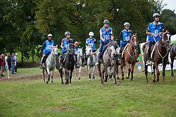 Joyce Van Den Berg, (NED), Run Du Colombier<br /> Endurance - Alltech FEI World Equestrian Games™ 2014 - Normandy, France.<br /> © Hippo Foto Team - Jantien Van Zon