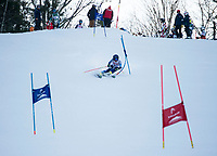 St Paul's School Giant Slalom race at Gunstock.  ©2020 Karen Bobotas Photographer