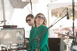 Wild Belle perform at The Treasure Island Music Festival - 10/14/12