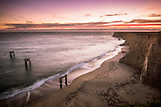 Davenport Pier Beach