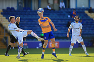 Mansfield Town v Tranmere Rovers 120920