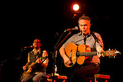 Rick Price and Sam Hawksley playing with the Little Rippers at The Rutledge in Nashville, TN.