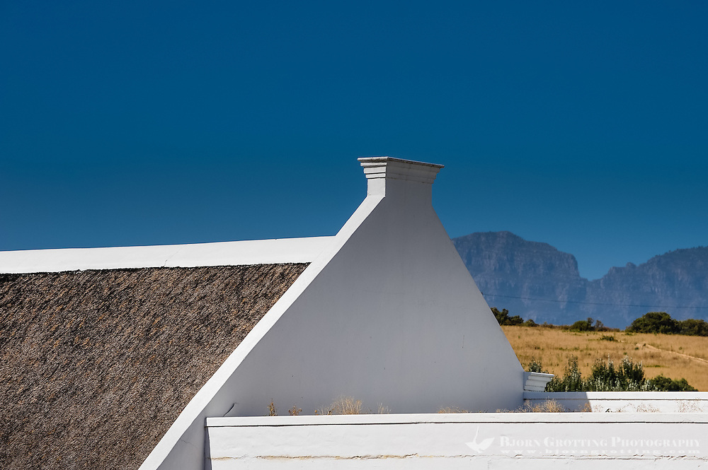 Stellenbosch is situated about 50 km east of Cape Town, South Africa. A visit at one of the many Wineries in this region.
