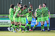 Forest Green Rovers v Harrogate Town 130321