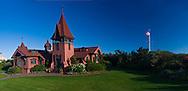 New York, Long Island, Southampton, St. Andrews Dune Church