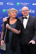 Brussels , 01/02/2020 : Les Magritte du Cinema . The Academie Andre Delvaux and the RTBF, producer and TV channel , present the 10th Ceremony of the Magritte Awards at the Square in Brussels .<br /> Pix: Luc Jabon<br /> Credit : Alexis Haulot - Dana Le Lardic - Didier Bauwerarts - Frédéric Sierakowski - Olivier Polet / Isopix