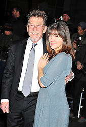 © Licensed to London News Pictures. 06/02/2012.  England. John Hurt and Anwen Rees-Meyers attends the Evening Standard Film Awards at County Hall westminster London Photo credit : ALAN ROXBOROUGH/LNP
