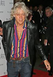 © Licensed to London News Pictures. 30/09/2014, UK. Bob Geldof, Soul Boys Of The Western World, Spandau Ballet: The Film - European film premiere, Royal Albert Hall, London UK, 30 September 2014. Photo credit : Richard Goldschmidt/Piqtured/LNP