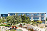 The Gavin Herbert Eye Institute on Campus at the University of California Irvine