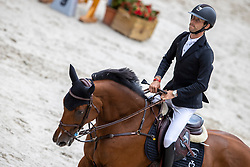 Devos Pieter, BEL, Espoir<br /> Aachen International Jumping <br /> Aachen 2020<br /> © Hippo Foto - Dirk Caremans<br /> 06/09/2020