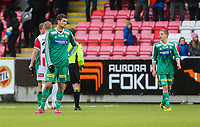 FotballFørstedivisjonTromsø IL vs HamKam27.04.2014Kristoffer Hagen, HamKamDeniel Bekkevold, HamKam