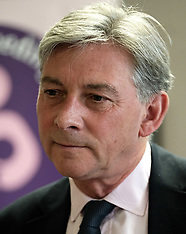 Richard Leonard resigns as Scottish Labour Leader, Edinburgh, 14 January 2021