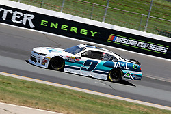 July 20, 2018 - Loudon, NH, U.S. - LOUDON, NH - JULY 20: Tyler Reddick, driver of the #9 Taki Chevy during practice for the Lakes Region 200 Xfinity Series race on July 20, 2018, at New Hampshire Motor Speedway in Loudon, NH. (Photo by Malcolm Hope/Icon Sportswire) (Credit Image: © Malcolm Hope/Icon SMI via ZUMA Press)