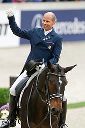 Peters Steffen (USA) - Ravel<br /> World Equestrian Festival, CHIO Aachen 2011<br /> © Hippo Foto - Leanjo de Koster