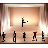 THE WORLD PREMIERE  OF TIM RUSHTON'S  'NIGHT LIFE' , SET IN A NIGHT CLUB OPENS AT GLASGOWS THEATRE ROYAL (THURSDAY 15th APRIL) BEFORE TOURING THE COUNTRY.  AS PART OF SCOTTISH BALLETS SPRING SEASON.PIC DREW FARRELL.