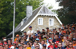 August 27, 2017 - Spa-Francorchamps, Belgium - Motorsports: FIA Formula One World Championship 2017, Grand Prix of Belgium, ..Fans  (Credit Image: © Hoch Zwei via ZUMA Wire)