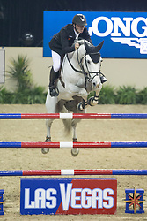 Vrieling Jur, (NED), VDL Zirocco Blue<br /> Longines FEI World Cup™ Jumping Final III round 1<br /> Las Vegas 2015<br />  © Hippo Foto - Dirk Caremans<br /> 19/04/15