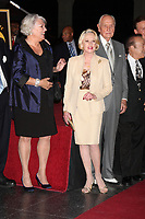 11/3/2010 Tyne Daly and Tippi Hedren at the Hollywood Walk of Fame's 50th anniversary party.