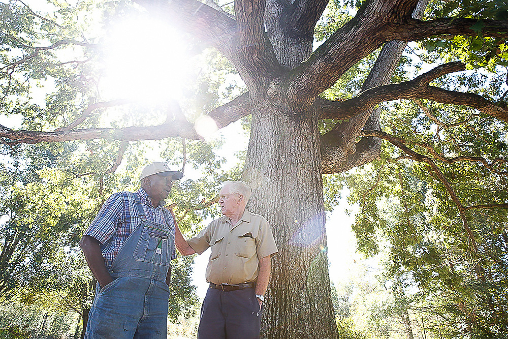 Race relations have improved in White County, Georgia in recent years. This positive growth has helped mend hurts<br /> of the past and shed new light on the future.