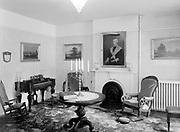 Main Parlor. Susan B. Anthony House, 17 Madison Street, Rochester, Monroe County, NY