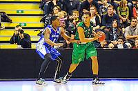 Edwin Jackson  - 29.11.2014 - Lyon Villeurbanne / Chalon Reims - 10e journee Pro A<br /> Photo : Jean Paul Thomas / Icon Sport