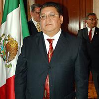 TOLUCA, México.- Nicolás Escalona Ramírez, director general de Desarrollo Social. Agencia MVT / José Hernández. (DIGITAL)