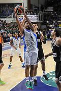 DESCRIZIONE : Eurolega Euroleague 2014/15 Gir.A Dinamo Banco di Sardegna Sassari - Real Madrid<br /> GIOCATORE : Brian Sacchetti<br /> CATEGORIA : Rimbalzo<br /> SQUADRA : Dinamo Banco di Sardegna Sassari<br /> EVENTO : Eurolega Euroleague 2014/2015<br /> GARA : Dinamo Banco di Sardegna Sassari - Real Madrid<br /> DATA : 12/12/2014<br /> SPORT : Pallacanestro <br /> AUTORE : Agenzia Ciamillo-Castoria / Luigi Canu<br /> Galleria : Eurolega Euroleague 2014/2015<br /> Fotonotizia : Eurolega Euroleague 2014/15 Gir.A Dinamo Banco di Sardegna Sassari - Real Madrid<br /> Predefinita :
