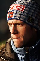 Hopp, ZAKOPANE 28/01/2006<br /> Sigurd Pettersen soars in the air during the  15th World Cup Ski Jumping competition in Zakopane  southern Poland Saturday  Jan. 28, 2006. <br /> PHOTO: Piotr Hawalej , Digitalsport