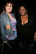 """Shelley Wade and Diane Prior at The Island Def Jam & Escada Moon Sparkle Present """" A Girls Night Out """" in support of Rihanna's Believe Foundation held at The Highline Ballroom on April 9, 2008"""