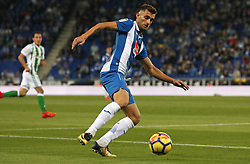 October 30, 2017 - Barcelona, Catalonia, Spain - Leo Baptistao during La Liga match between RCD Espanyol v Real Betis Balompie,in Barcelona, on october 30, 2017. (Credit Image: © Joan Valls/NurPhoto via ZUMA Press)