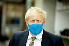 10072020 Boris Johnson visits his consti