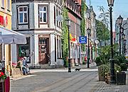 Uzdrowisko Połczyn Zdrój, centrum miasta