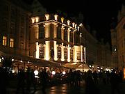 Czech Republic, Prague at night