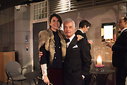 HENRIETTA CHANNON, NICKY HASLAM, Nicky Haslam hosts dinner at  Gigi's for Leslie Caron. 22 Woodstock St. London. W1C 2AR. 25 March 2015