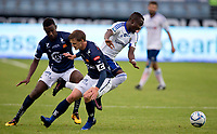 Fotball, Tippeligaen, Viking - Stabæk, 14.aug 2016.  Kamal Issah, Stabæk. Foto: Tore Fjermestad