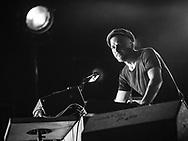 German neo-classical composer Nils Frahm at Haldern Pop Festival