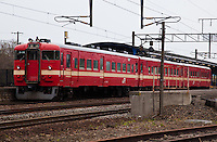 JR Japan Railways Local Train