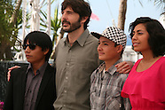 La Jaula De Oro film photocall Cannes Film Festival