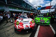 June 19-23, 2019: 24 hours of Nurburgring. 31 Frikadelli Racing Team, Romain Dumas, Matt Campbell, Sven Müller, Mathieu Jaminet, Porsche 911 GT3 R