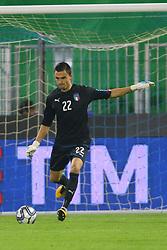 EMIL AUDERO<br /> CALCIO AMICHEVOLE ITALIA - MAROCCO U21