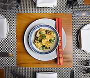 Mara Lavitt<br /> February 28, 2016<br /> For Connecticut Magazine<br /> The Mockingbird Kitchen & Bar, Bantam. The Asian dumplings.