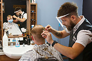 2020-07-13 Hairdressers Re-Open