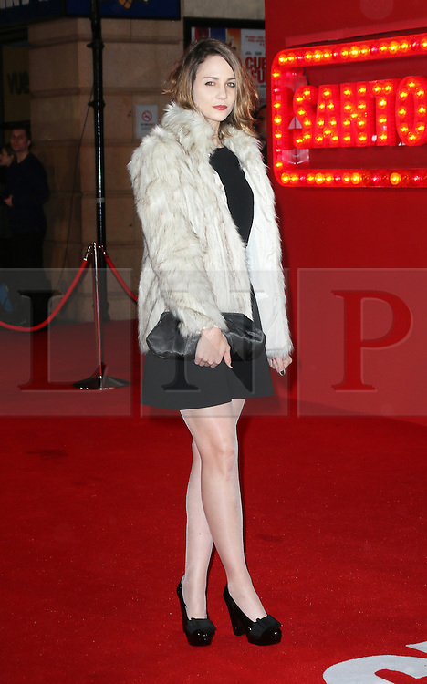Tuppence Middleton, Cuban Fury - World Film Premiere, VUE Leicester Square, London UK, 06 February 2014, Photo by Richard Goldschmidt
