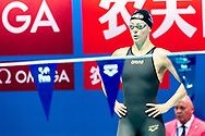 TOUSSAINT Kira NETHERLANDS<br /> Gwangju South Korea 25/07/2019<br /> Swimming Women's 50m Backstroke Final<br /> 18th FINA World Aquatics Championships<br /> Nambu University Aquatics Center <br /> Photo © Giorgio Scala / Deepbluemedia / Insidefoto