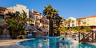 25-07-2016 Foto's persreis Golfers Magazine met Pin High naar Alicante en Valencia in Spanje. <br /> Foto: La Sella - het Marriot hotel.