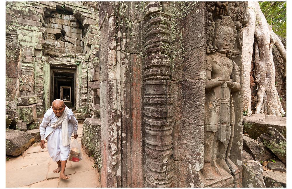 Preah Khan, Siem Reap, Cambodia.