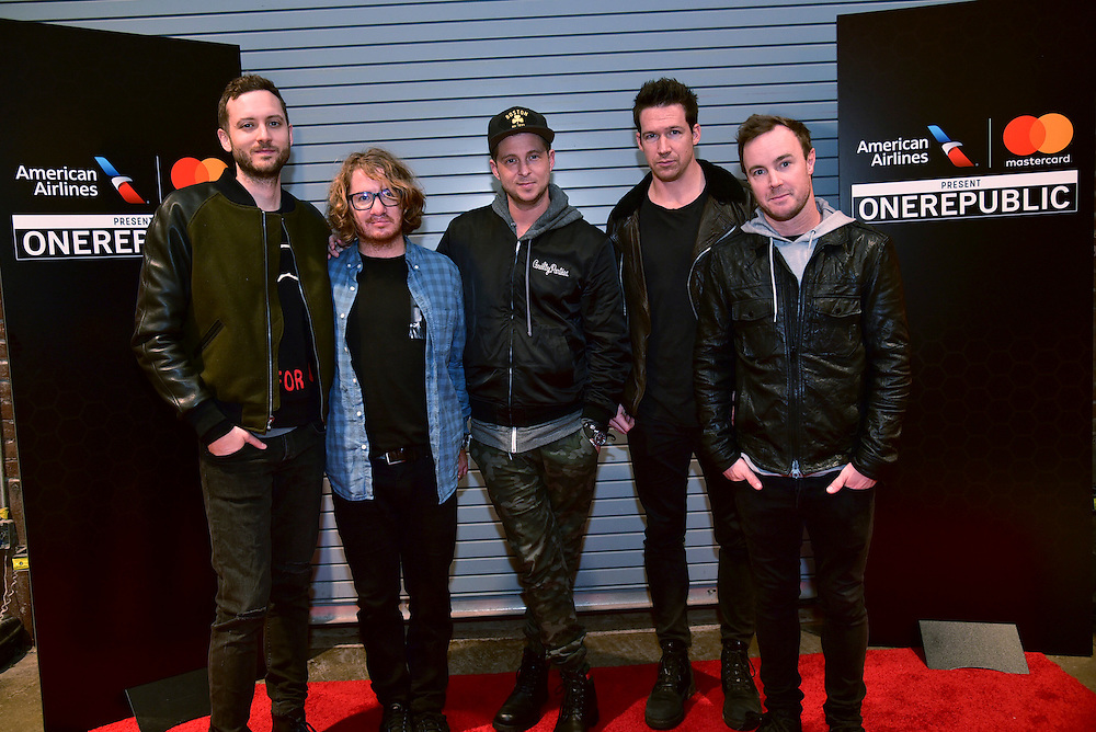 American Airlines and Mastercard Present OneRepublic at The Fillmore Philadelphia